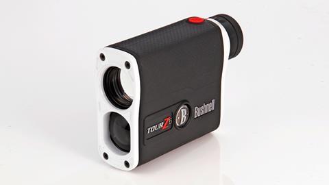 Bushnell Laser Entfernungsmesser Tour Z6 Jolt : Bushnell tour v3 rangefinder review equipment reviews todays golfer