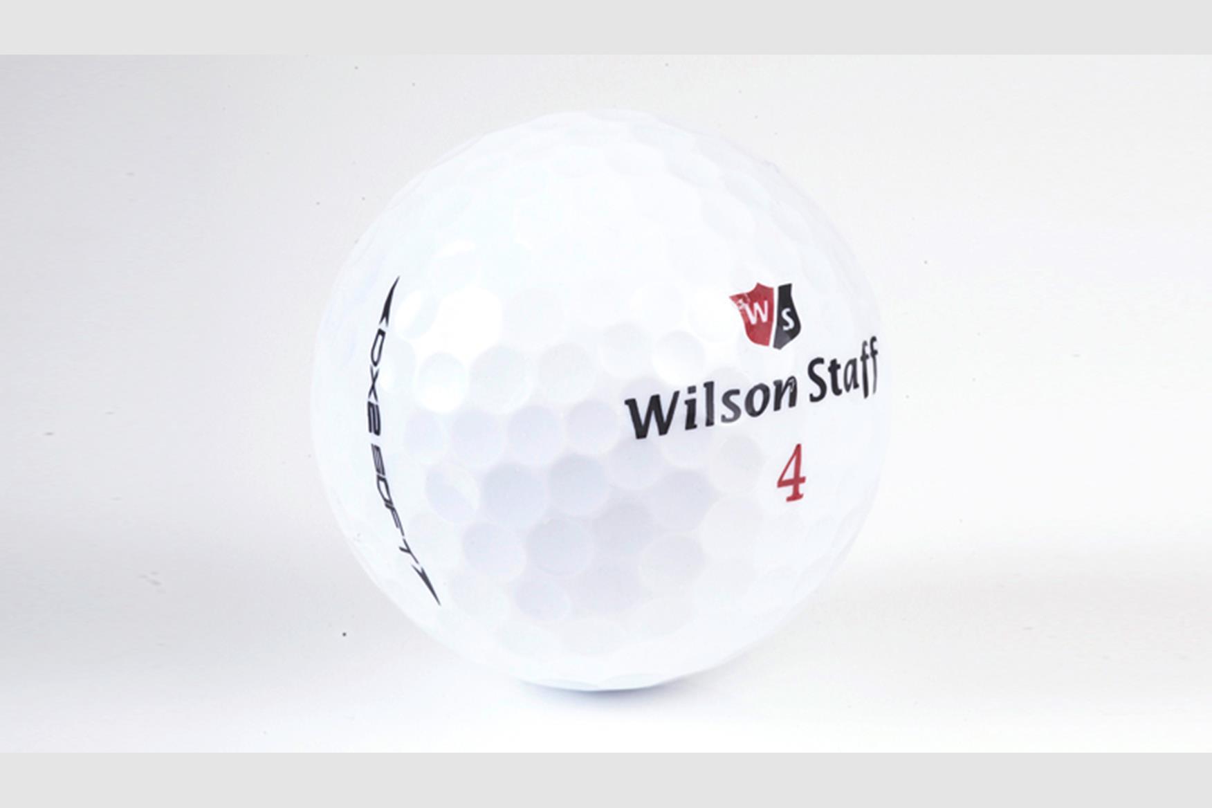 wilson staff dx2 soft golf balls review equipment reviews