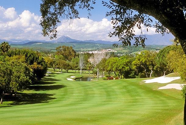 Image result for sotogrande golf course