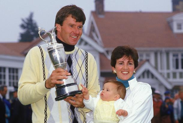 Nick Faldo on his 1987 Muirfield Open victory | Today's Golfer