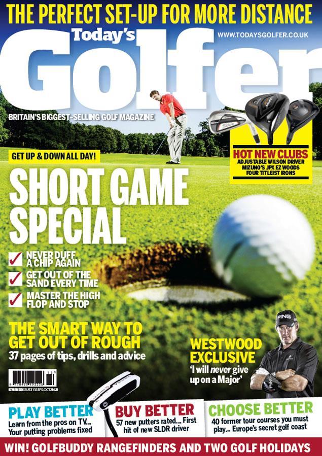 Today's Golfer Magazine Issue 313