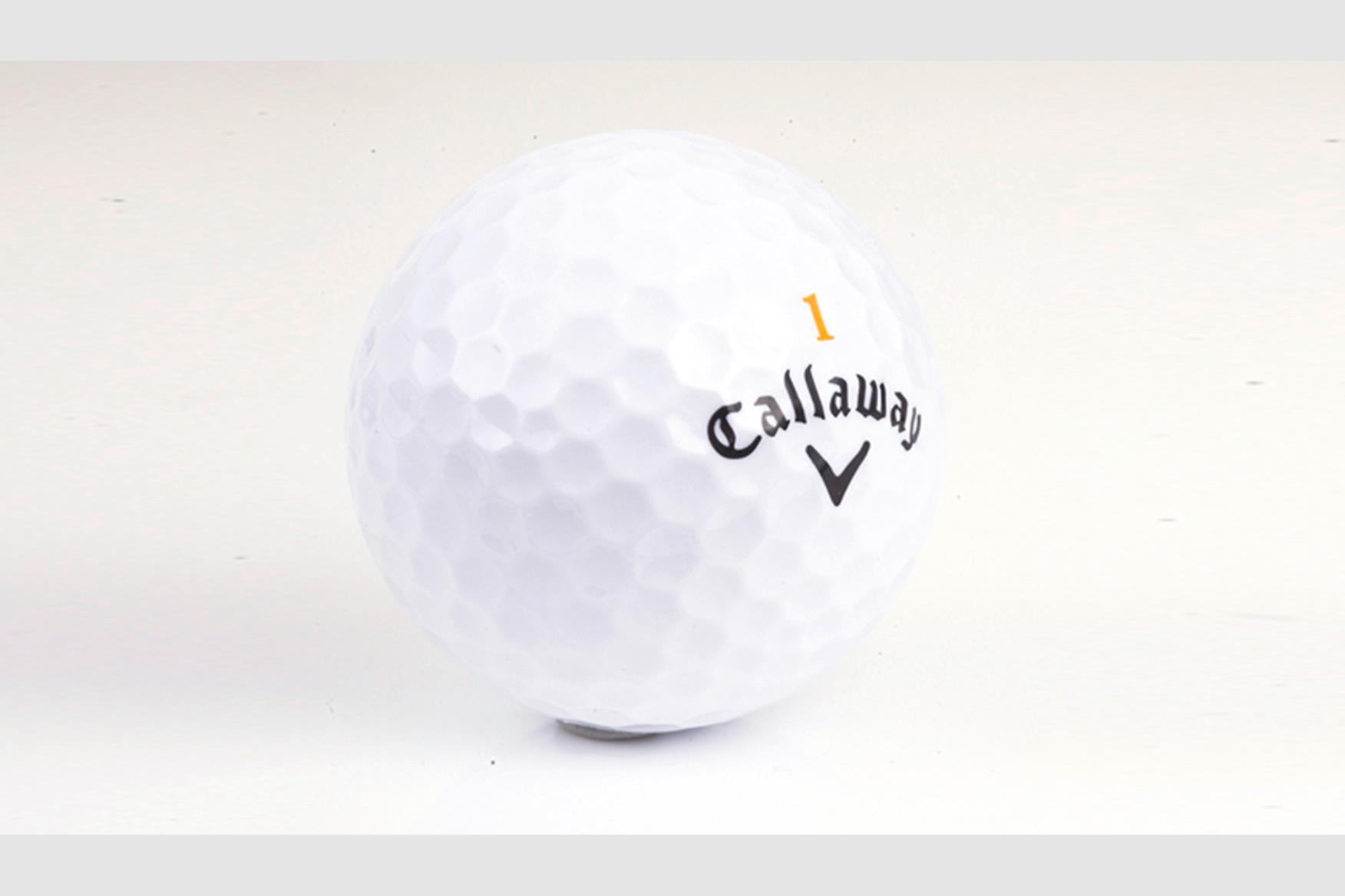 callaway hex golf balls 2013 review equipment reviews