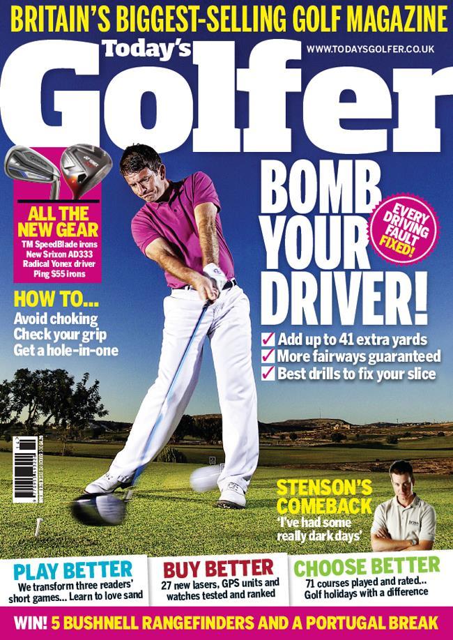 Today's Golfer Magazine Issue 314