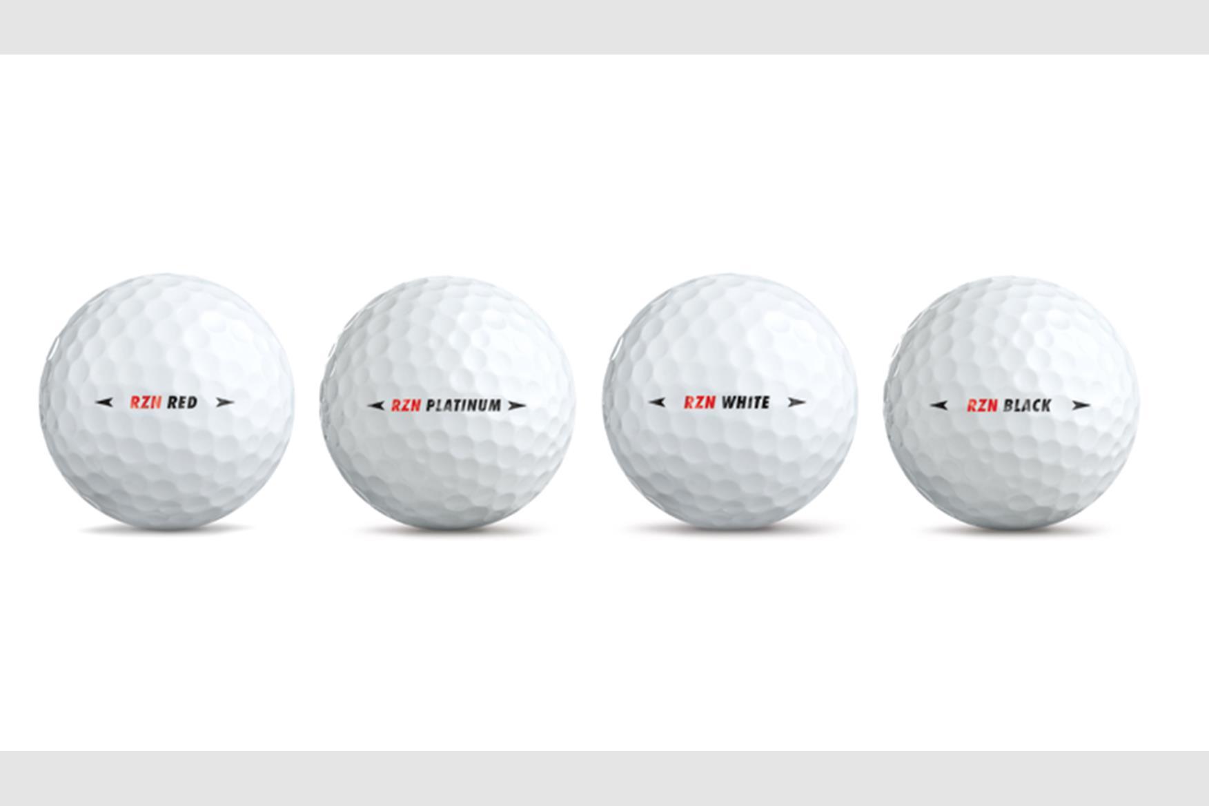 Nike RZN Black Golf Balls Review  e7d1ac916a