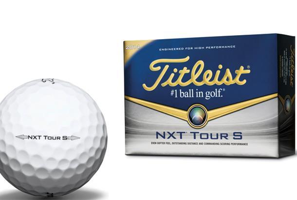 Buy Titleist Nxt Tour Balls