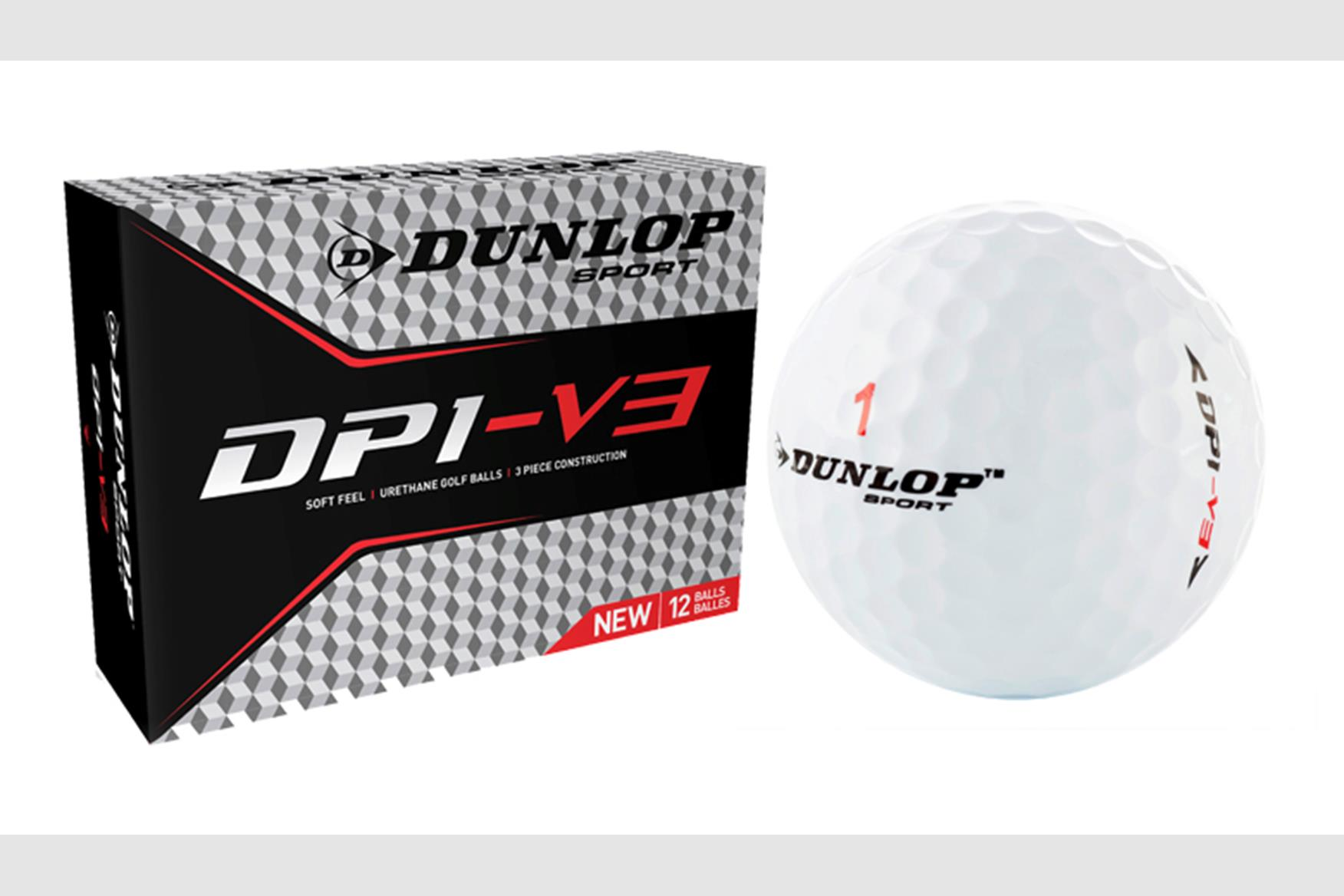 Dunlop Tour Soft Golf Balls Review