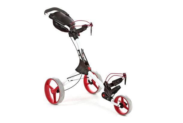 big max iq golf trolley review equipment reviews. Black Bedroom Furniture Sets. Home Design Ideas