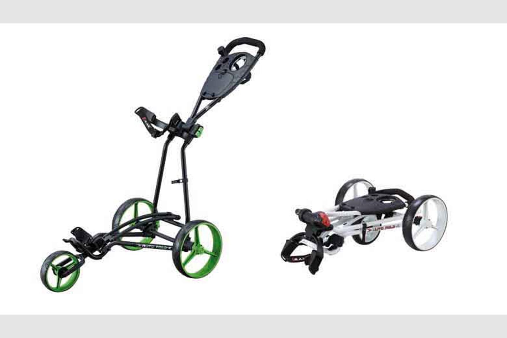 Big Max Autofold Golftrolley.Big Max Ti 1000 Autofold Golf Trolley Review Equipment