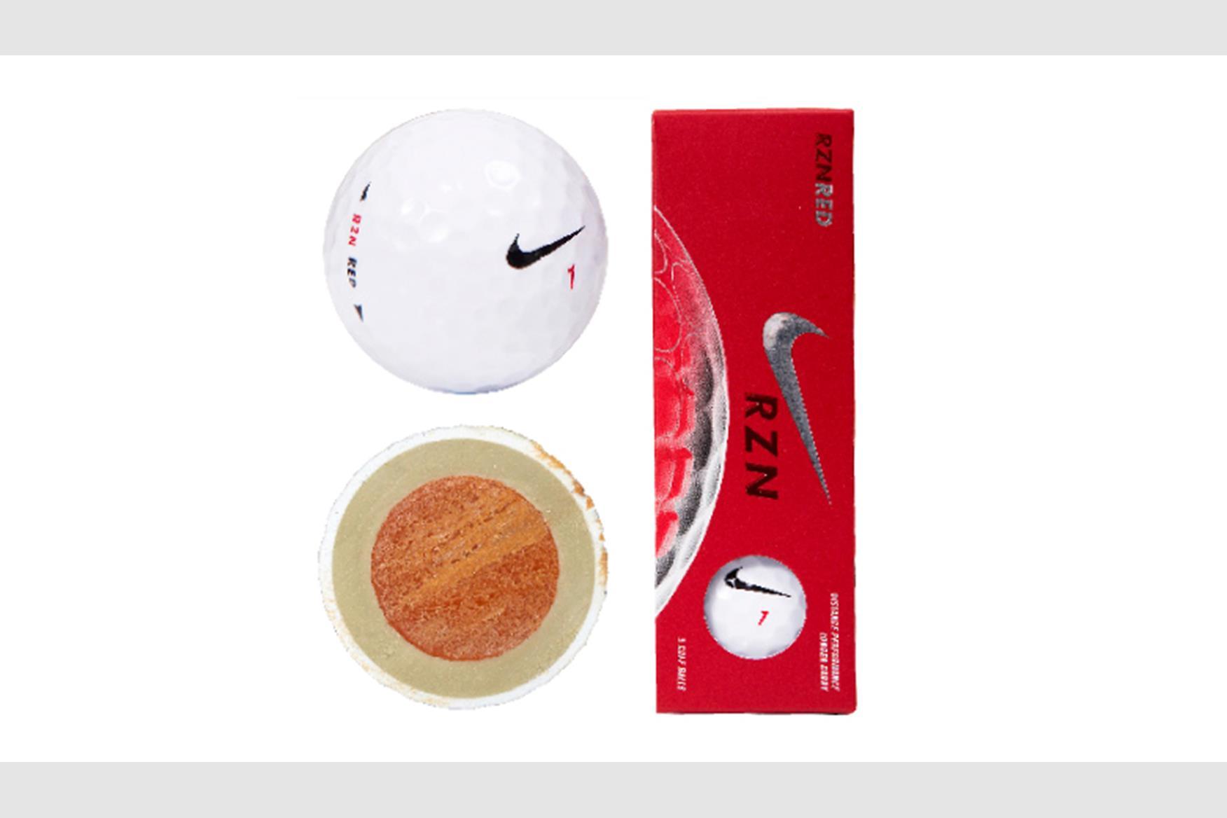 Nike RZN Platinum Golf Balls Review  48c688ce6dc4