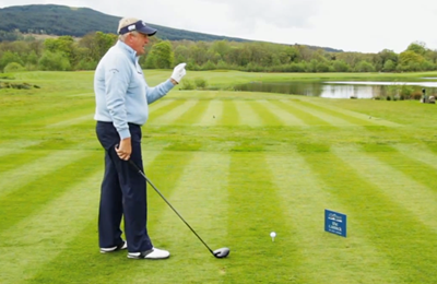 Monty's Masterclass: Finding fairways