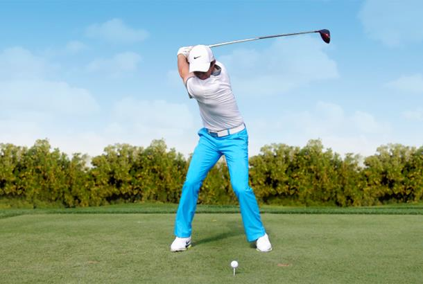 Rory S Swing Face On Today S Golfer