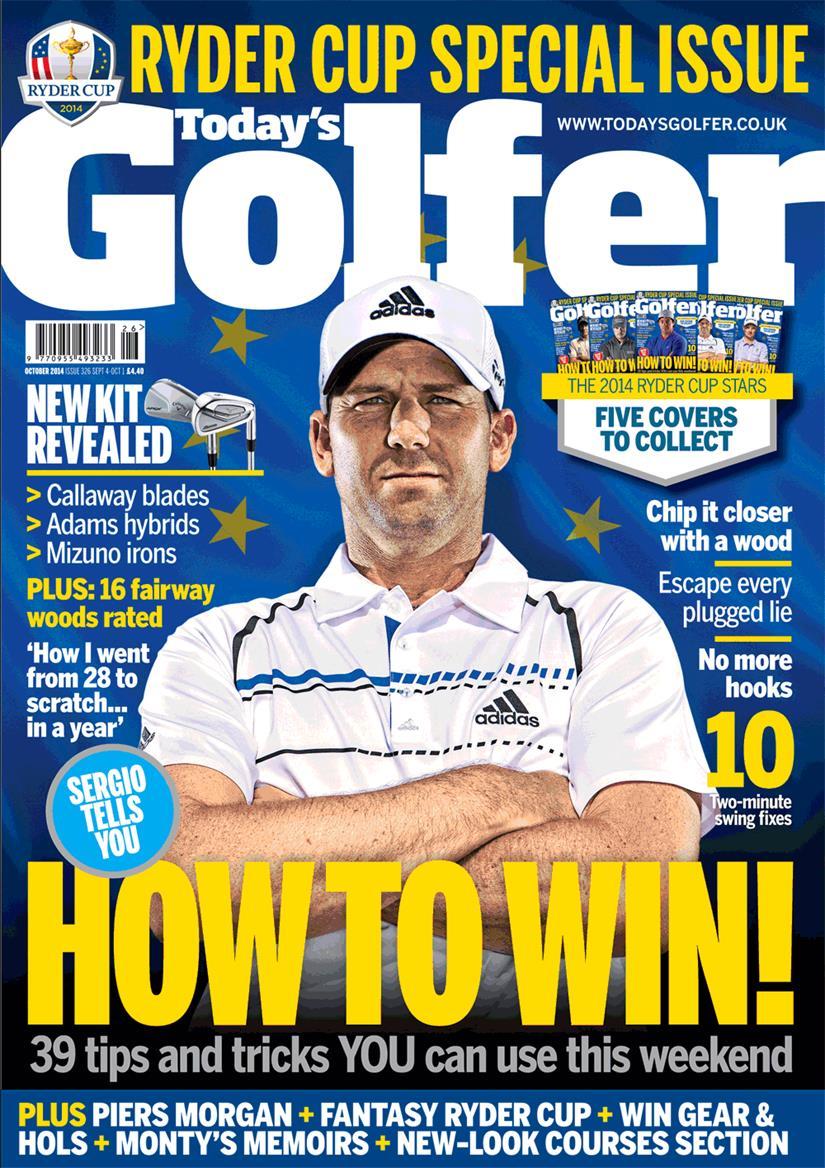Today's Golfer Magazine Issue 326