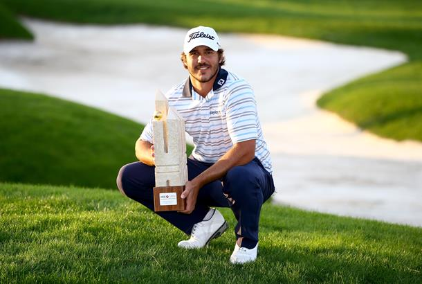 976ff0e7b95 European Tour rookie Brooks Koepka bagged his first tour victory at the  Turkish Airlines Open on Sunday – crowning Rory McIlroy Race to Dubai  winner in the ...