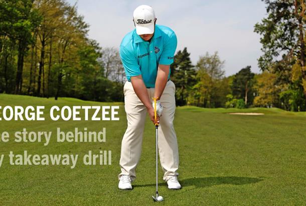 George Coetzee S Takeaway Drill Today S Golfer