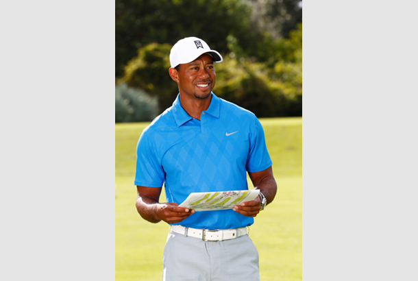 Tiger Woods To Design New Golf Course In Dubai Today 39 S