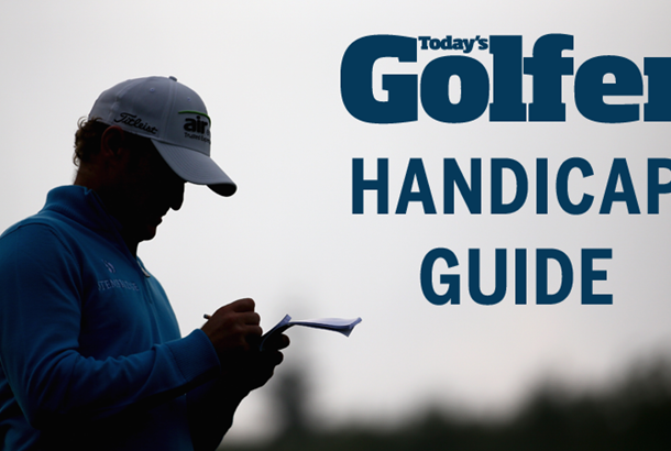how to keep a golf handicap