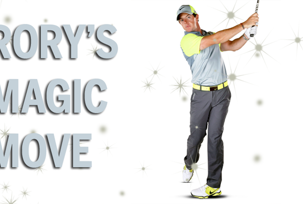 Rory's Magic Move | Today's Golfer