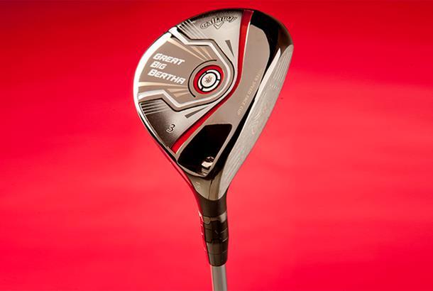 Callaway Reveal The New Great Big Bertha Fairway Todays Golfer