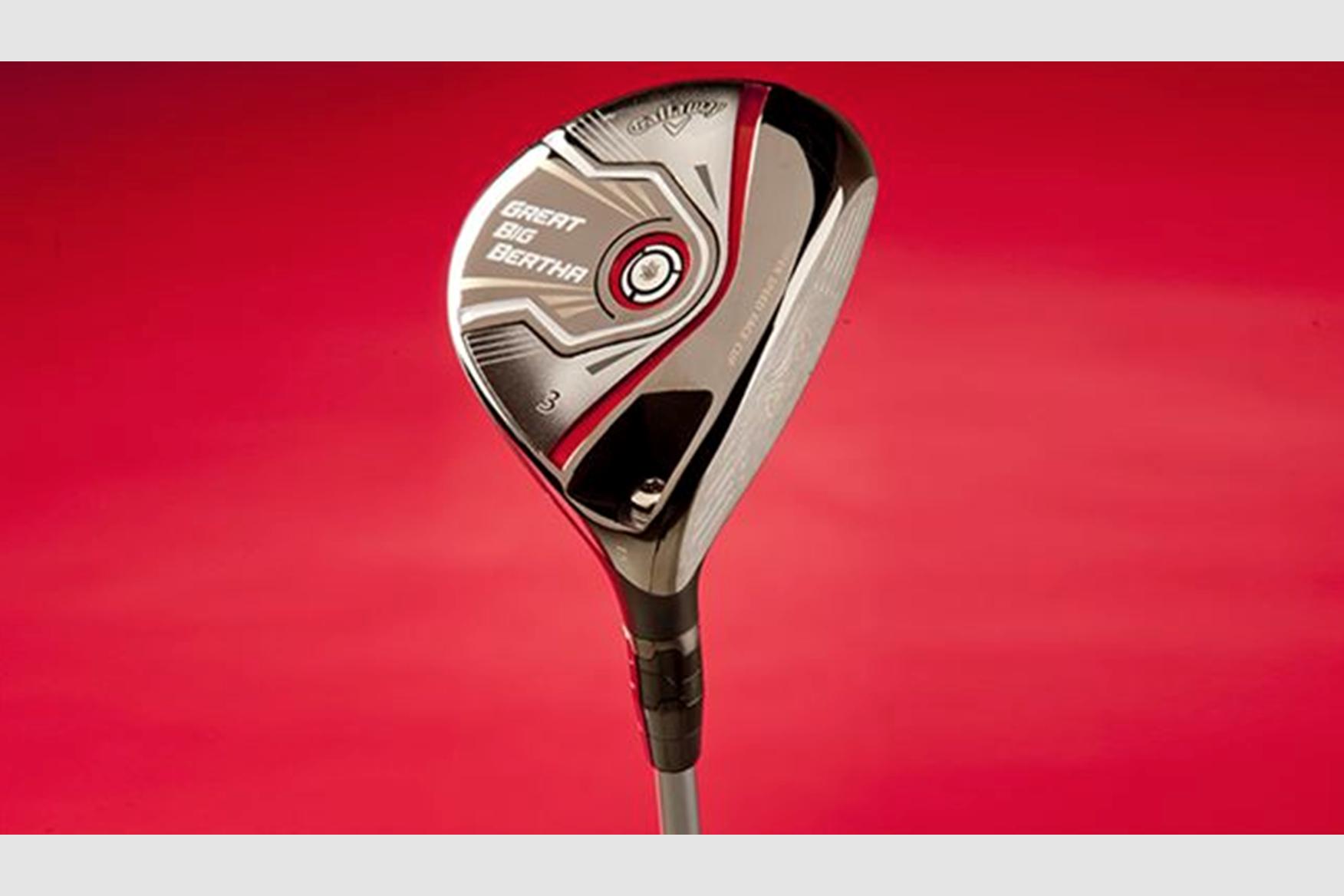 Callaway Great Big Bertha Fairway Review Equipment Reviews Today S Golfer