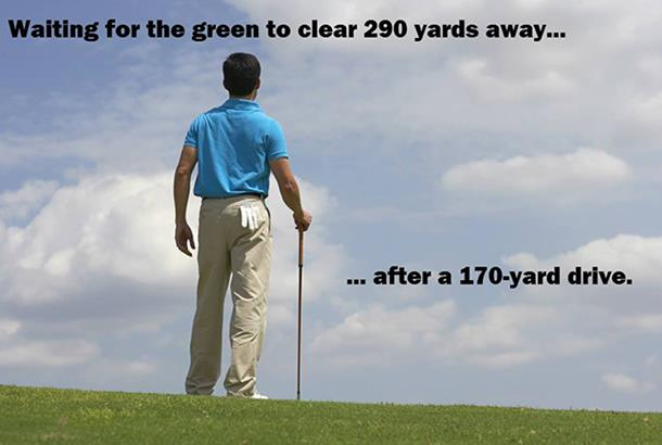 17 Things About Golf That Make Absolutely No Sense Whatsoever Today S Golfer