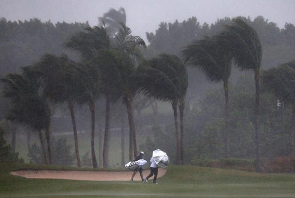 How to deal with bad weather, slow play and better golfers | Today's Golfer