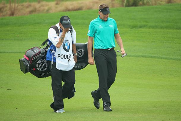 What is life really like for a tour golf caddie?   Today's
