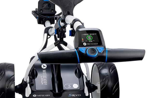 Motocaddy reveal new S-Series trolleys | Today's Golfer