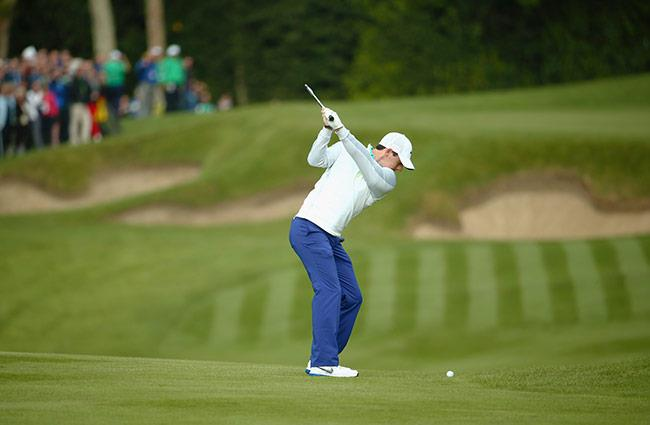 Rory Mcilroy 2015 Swing