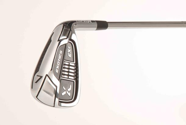 Tour Edge EXd Irons