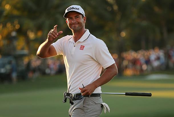 Adam Scott's back-to-back wins got us thinking about the ...