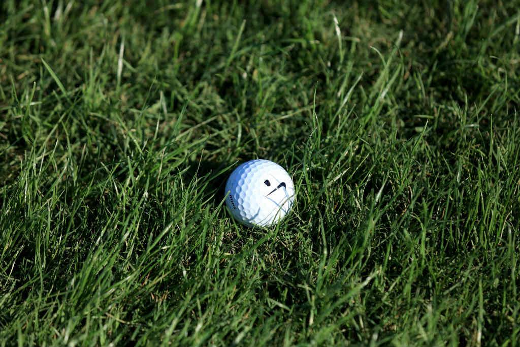 how to hit a golf ball solid every time