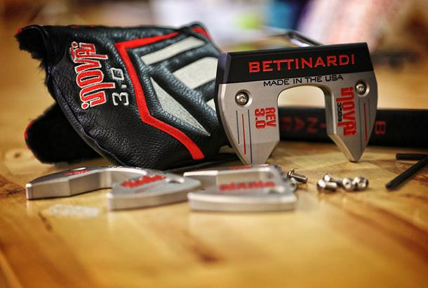 Bettinardi unveil super sleek BB and Inovai putters