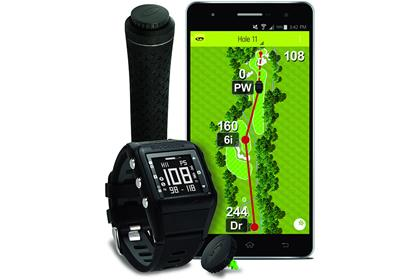 SkyCaddie Linx GT puts game-tracking on your wrist