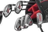 TaylorMade push the button on new Phenom junior clubs