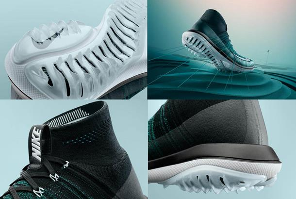 Nike reveal new Flyknit Elite shoes