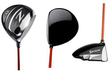 Srixon reveal new Z family