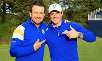Rory and G-Mac have both withdrawn from the Olympics