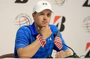 Spieth is weighing up the risks of going to Rio