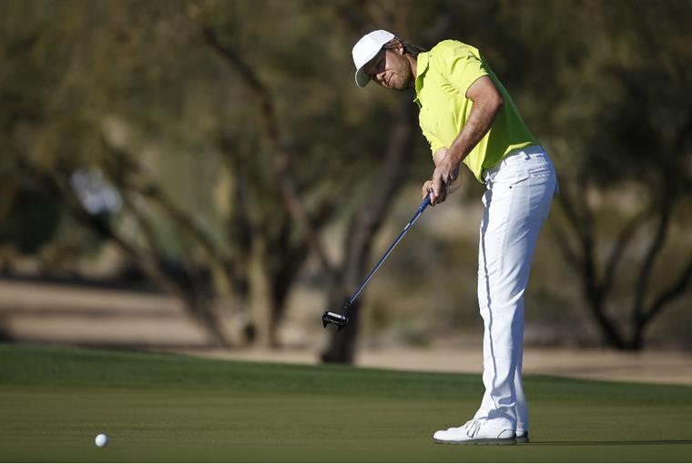 Aaron Baddeley Golf Shoes