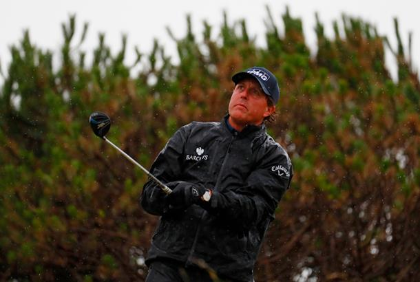 Spieth tries to make a move at Royal Troon