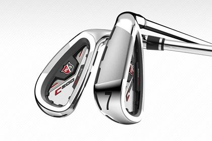 Win a set of Wilson Staff C200 Irons