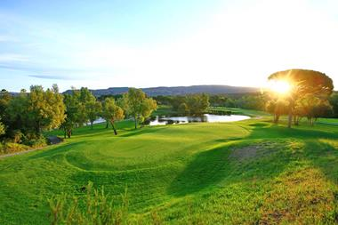 3 great golf destinations in the south of France