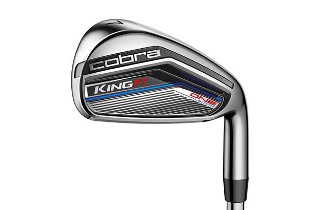 Cobra reveal King Forged and King F7 One Length irons