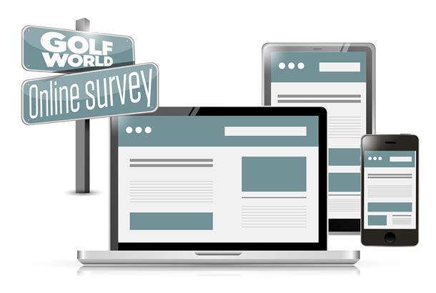The future of golf survey