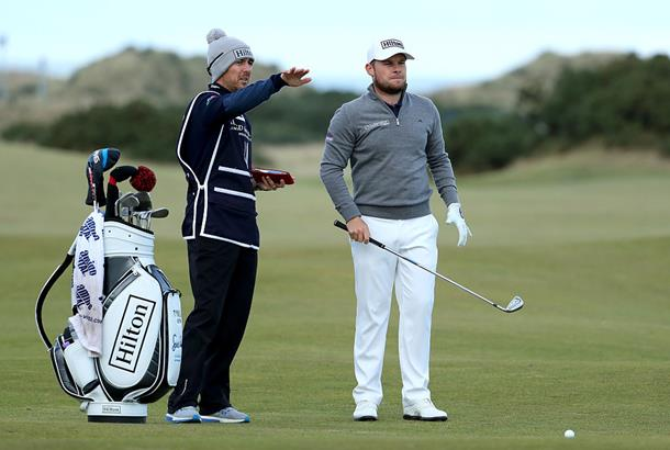 Improve your short game with Tyrrell Hatton