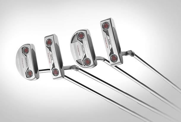 TaylorMade introduce TP putter collection with pure roll insert