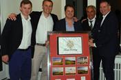 Stoke Park win prestigious national golf title