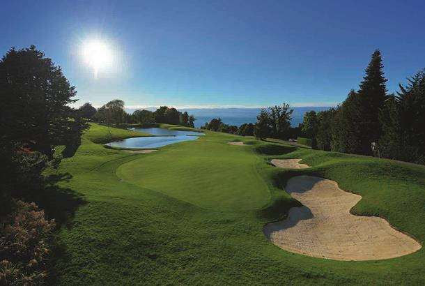Top 100 Golf Resorts in Europe 39-20