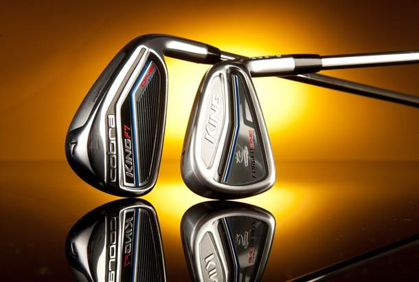 FIRST HIT: Cobra One Length irons