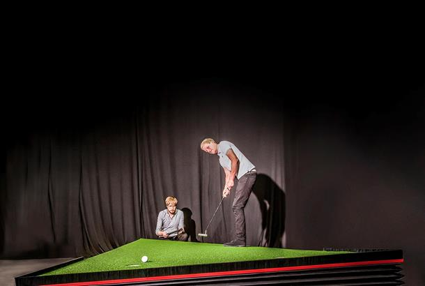 The ultimate putting green could be yours for just
